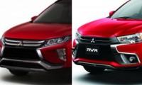 【三菱新型エクリプスクロス vs RVR】コンパクトSUVライバル車徹底比較!