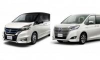 日産新型セレナe-POWER vs トヨタエスクァイア ハイブリッド【ミニバンライバル車比較】
