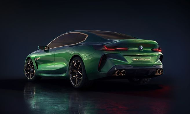 BMW Concept M8 グランクーペ