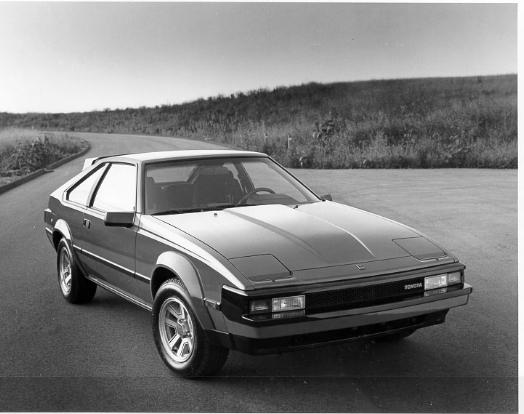 トヨタ セリカXX 1983年北米モデル