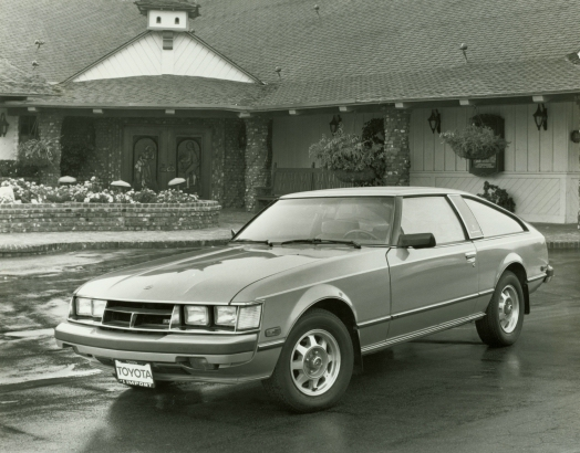 トヨタ セリカXX 1980年北米モデル