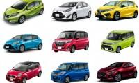 コンパクトカーおすすめランキング比較!人気・燃費・価格の安さで各1位は?