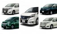 日産新型セレナe-POWER vs ライバル車4選!燃費・価格・性能で比較【最新ミニバン対決】