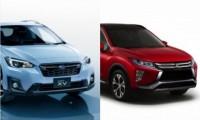 【三菱新型エクリプスクロス vs スバル XV】人気SUVライバル車徹底比較!