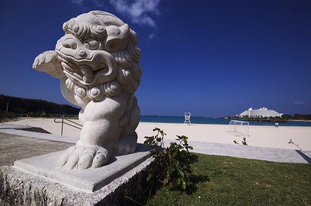 シーサー沖縄