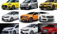 ホットハッチ最新おすすめ人気ランキング全20車種比較【2018年版】