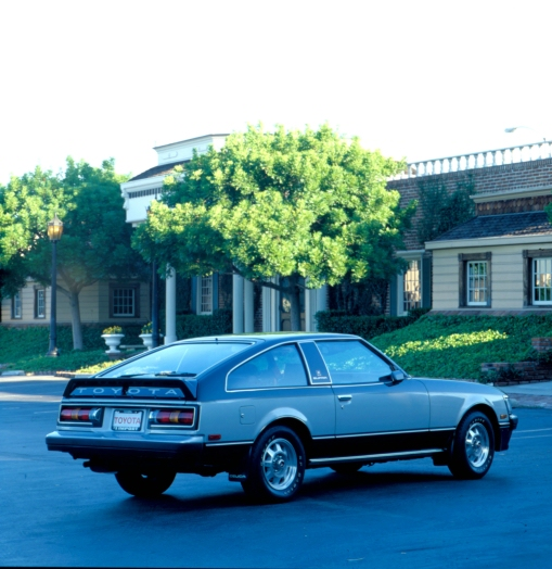 トヨタ セリカXX 1981年北米モデル