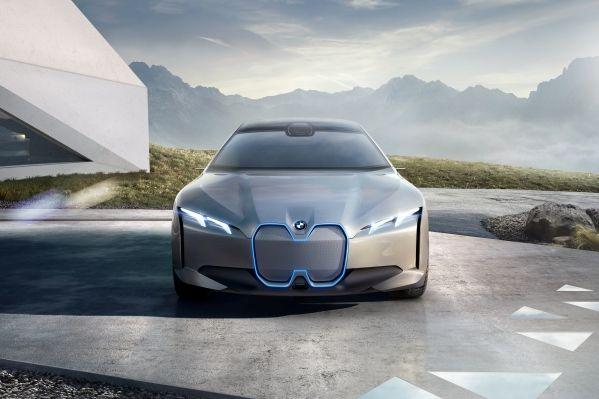BMW iビジョンダイナミクス 2017