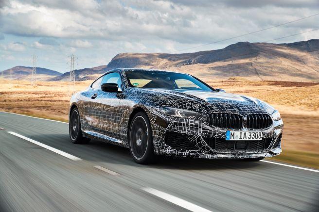 BMW 新型8シリーズ 公式画像