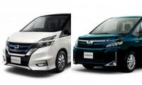 新型セレナe-POWER vs トヨタ ヴォクシー ハイブリッド【ミニバンライバル車比較】