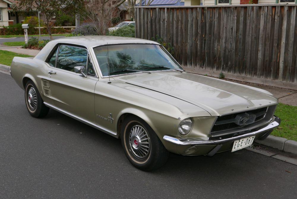 1967年式 フォード マスタング