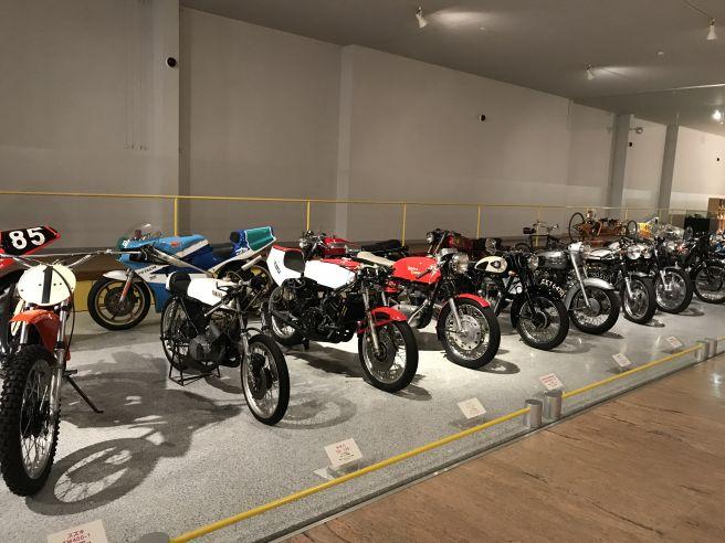 四国自動車博物館 二輪スペース