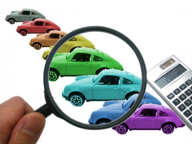 車選び イメージ