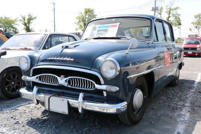 トヨタ クラウン 1957年式
