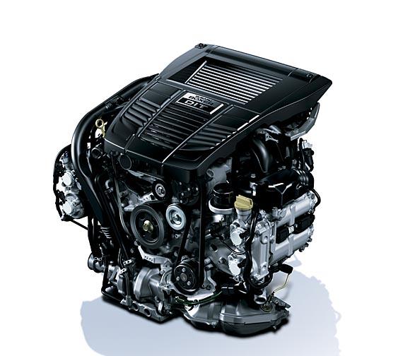 スバル WRX S4 エンジン 2017