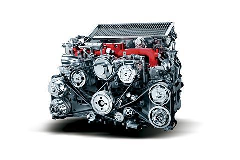 スバル WRX STI エンジン 2017