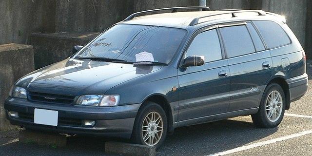 トヨタ カルディナ 初代