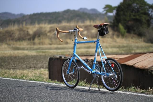 自転車ミニベロ