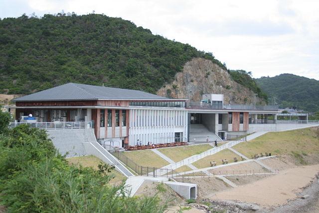 道の駅みつ 兵庫県