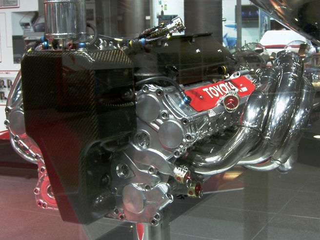 トヨタf1エンジン