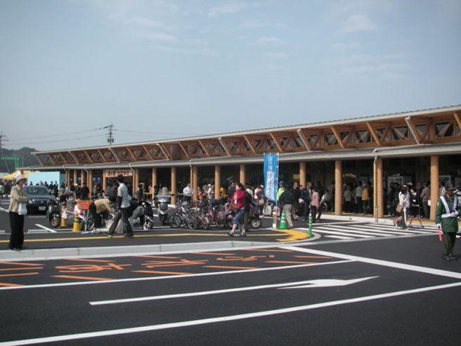 道の駅むなかた 福岡県