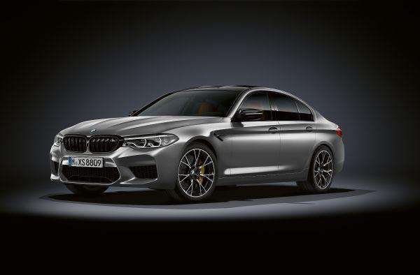 BMW 新型 M5 コンペティション 2018