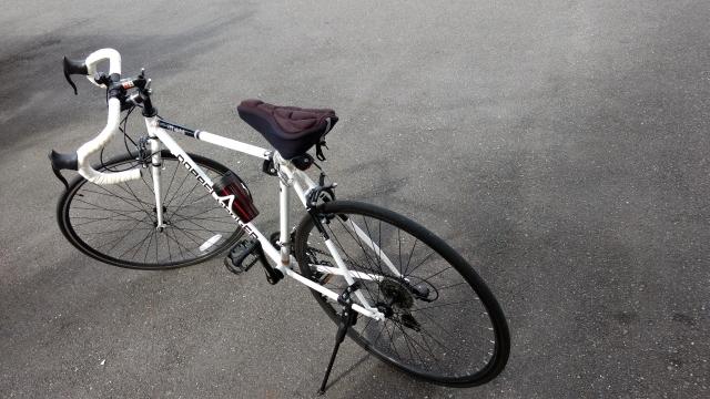 自転車ロードバイク