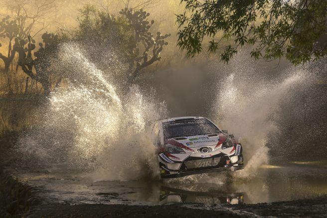 WRC トヨタ ヤリス