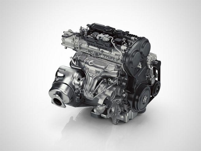 ボルボ S90 T5 エンジン