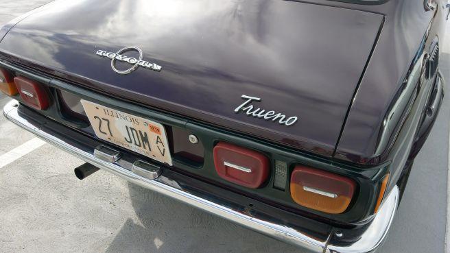 トヨタトレノte27テールランプ