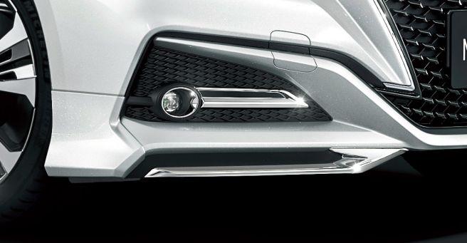 トヨタ クラウン S22型 フロントウイングスポイラー_GSB