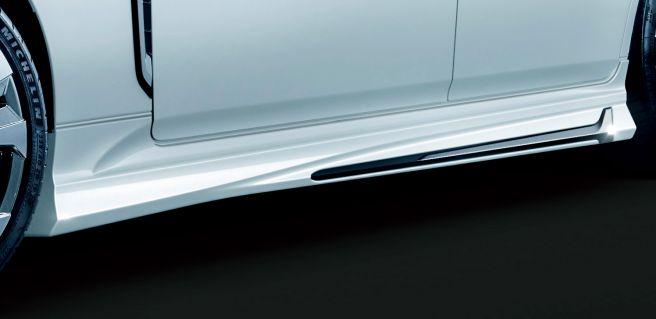 トヨタ クラウン S22型 モデリスタ サイドスカート_RS