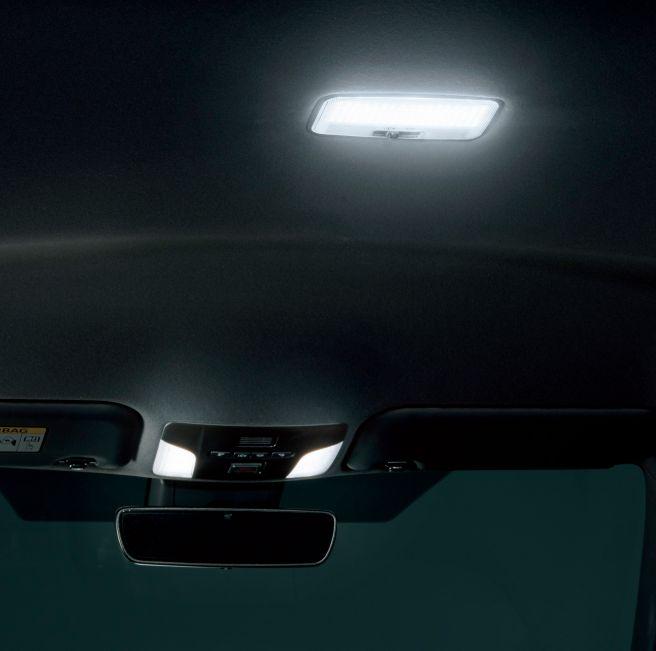 新型カローラスポーツ モデリスタ LEDルームランプセット