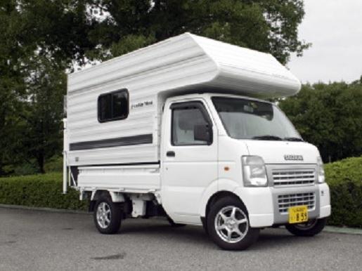 ミスティック J-cabin Mini 軽キャンピングカー トラキャン