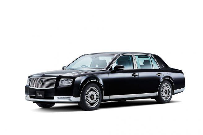 トヨタ センチュリー 神威エターナルブラック