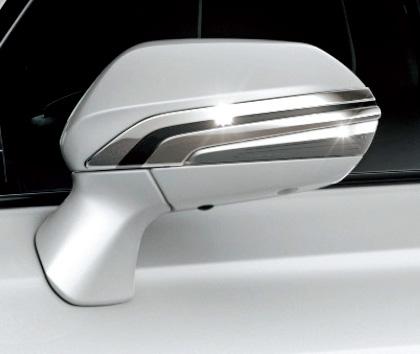 トヨタ クラウン S22型 ミラーガーニッシュ