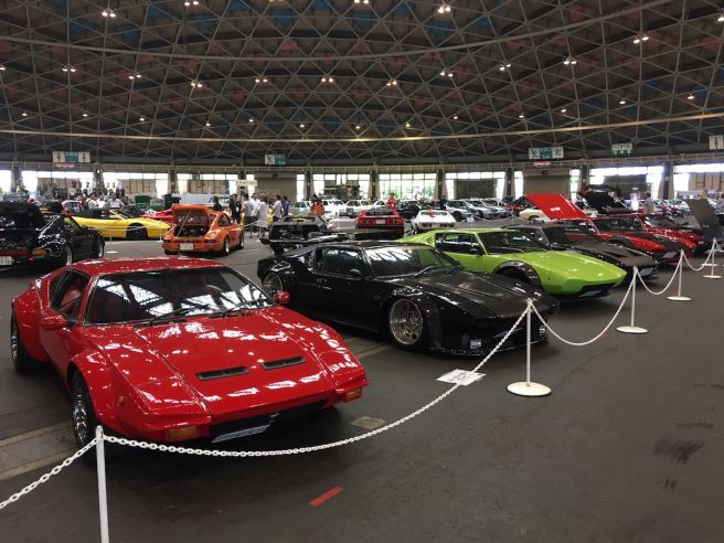 名古屋ノスタルジックカーフェスティバル2018-パンテーラ