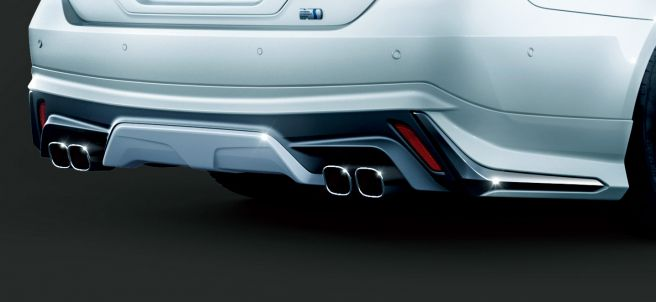 トヨタ クラウン S22型 リヤスタイリングキット_RS