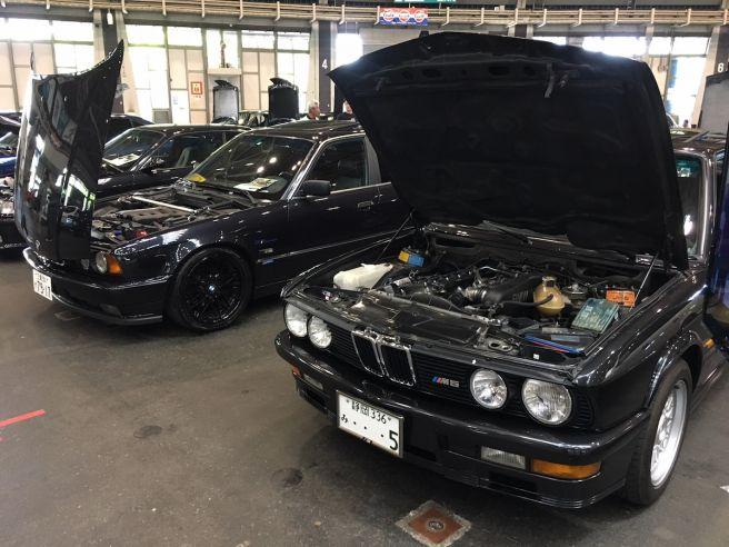 名古屋ノスタルジックカーフェスティバル2018-BMW