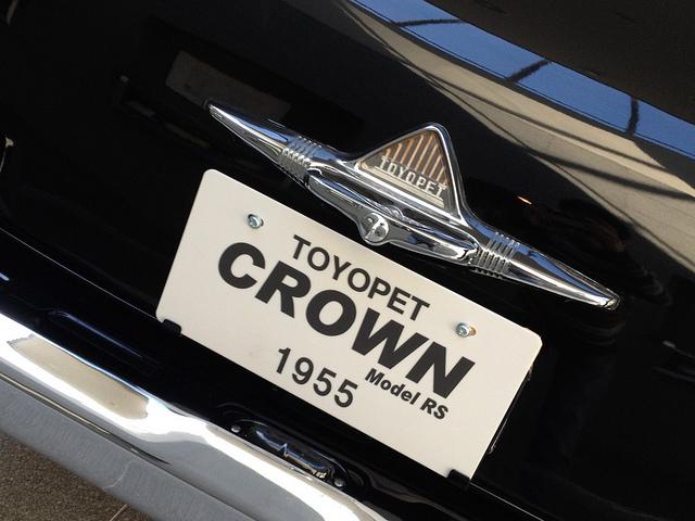 トヨタ クラウン エンブレム