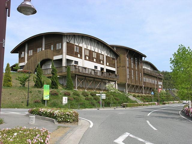 道の駅みき 兵庫県