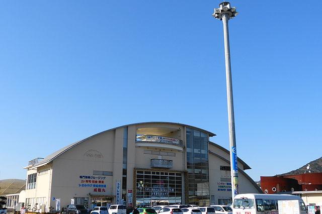 道の駅福良 兵庫県