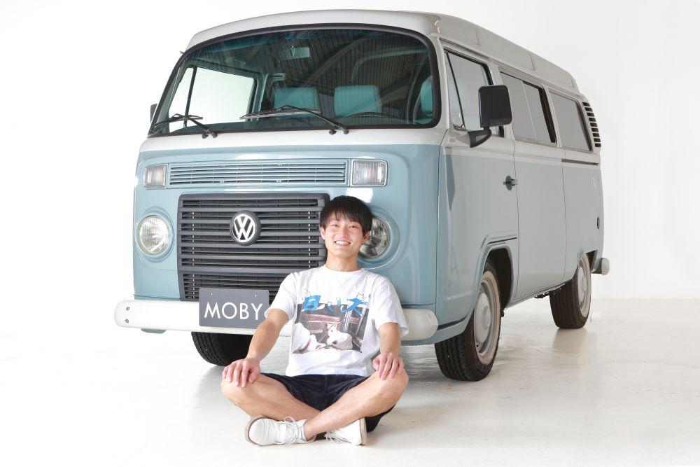 福徳秀介 フォルクスワーゲン タイプ2 MOBYクルマバナシ