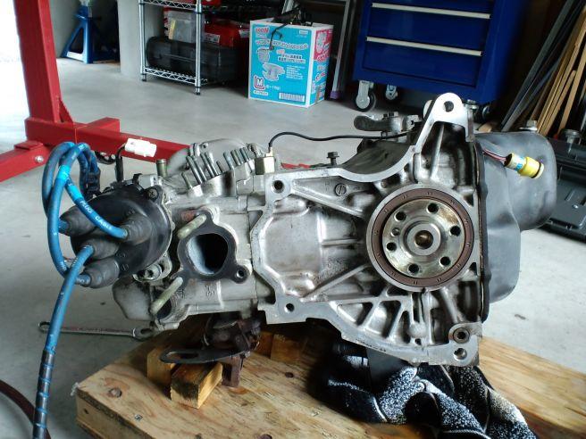 アルトワークス K6Aエンジン