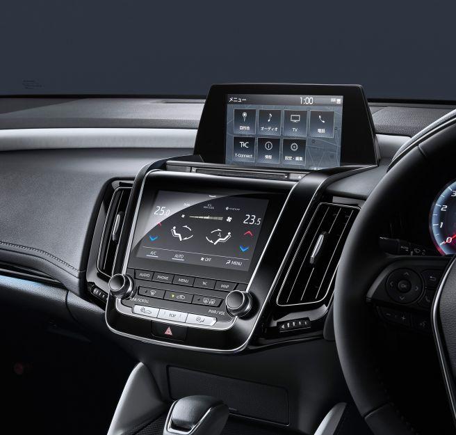 トヨタ クラウン 15代目 RS Advance 2.0L ガソリンターボ