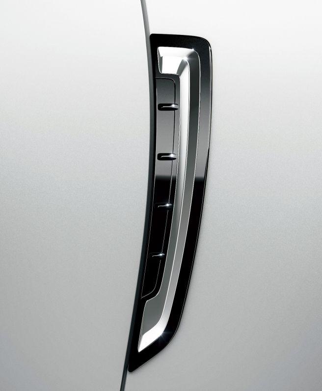 トヨタ クラウン S22型 フェンダーガーニッシュ