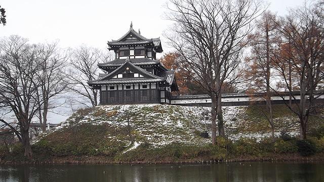 越後高田城三重櫓
