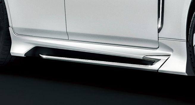 トヨタ クラウン S22型 モデリスタ サイドスカート_GSB