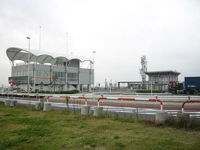 道の駅きたかわべ 埼玉県
