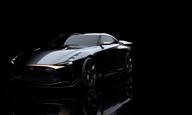 日産 GT-R50 イタルデザイン3